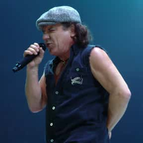 Brian Johnson is listed (or ranked) 9 on the list The Best Frontmen in Rock