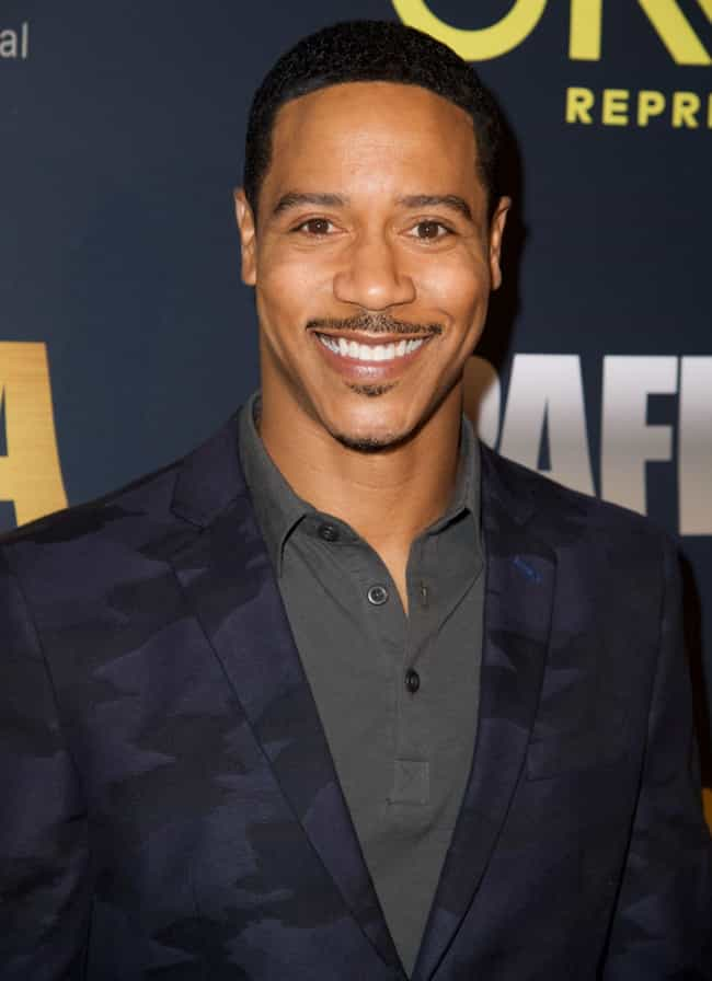 Brian J. White is listed (or ranked) 3 on the list Tyra Banks's Loves & Hookups