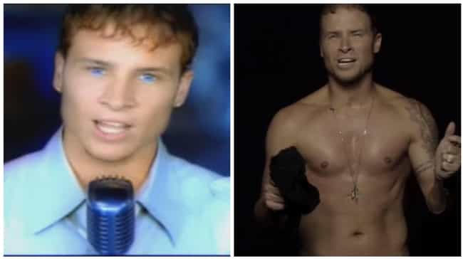 Brian Littrell is listed (or ranked) 4 on the list Would You Still Hook Up With Your '90s Boy Band Crush Now That He's A Grown Man?
