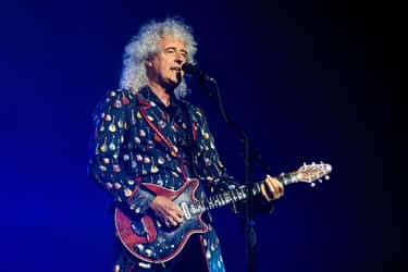 Brian May Has A PhD In Astroph is listed (or ranked) 2 on the list Celebrities With Surprising College Degrees