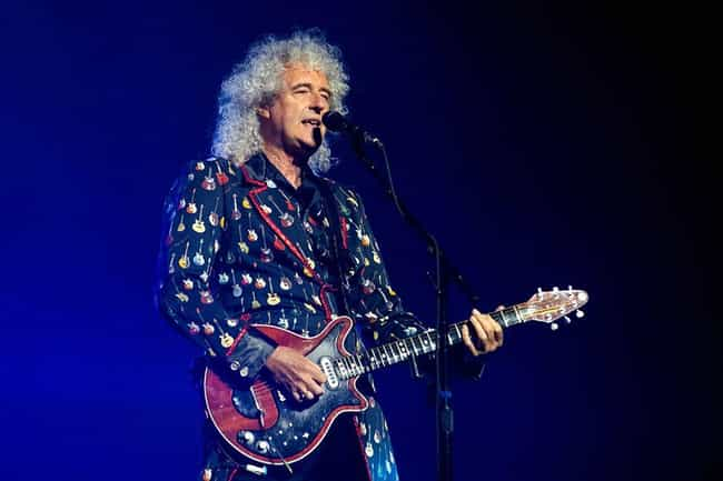 Brian May is listed (or ranked) 2 on the list Famous Male Astrophysicists