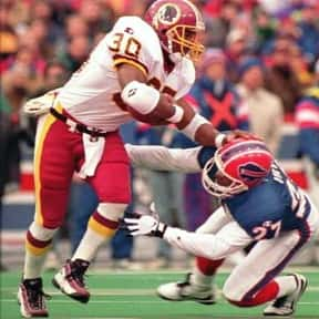 Brian Mitchell is listed (or ranked) 22 on the list The Greatest Washington Redskins of All Time
