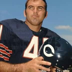 Brian Piccolo is listed (or ranked) 14 on the list The Best NFL Players To Have Their Numbers Retired