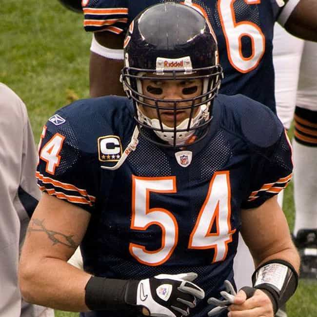 Brian Urlacher is listed (or ranked) 1 on the list The Best NFL Players From New Mexico