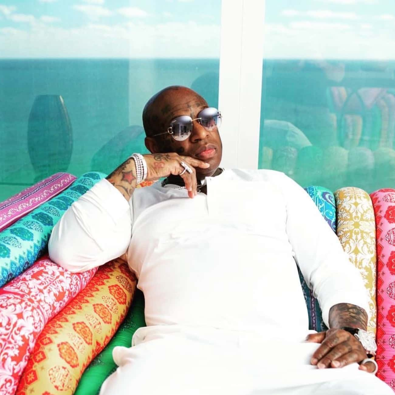 Birdman is listed (or ranked) 1 on the list Every Famous Man Toni Braxton Has Dated