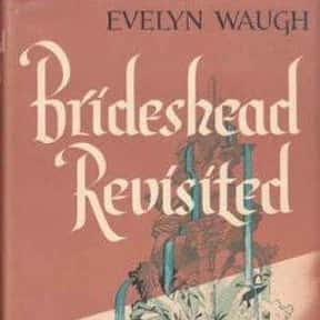 Brideshead Revisited is listed (or ranked) 15 on the list Time's Best Novels Since 1923