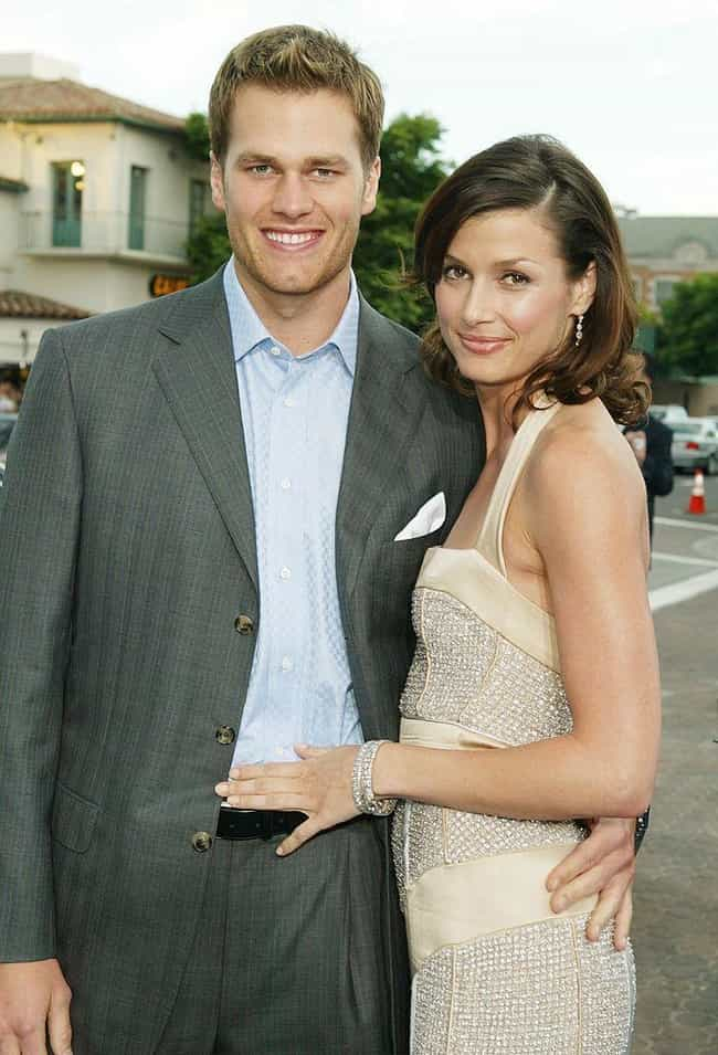 Bridget Moynahan is listed (or ranked) 2 on the list Tom Brady's Loves & Hookups