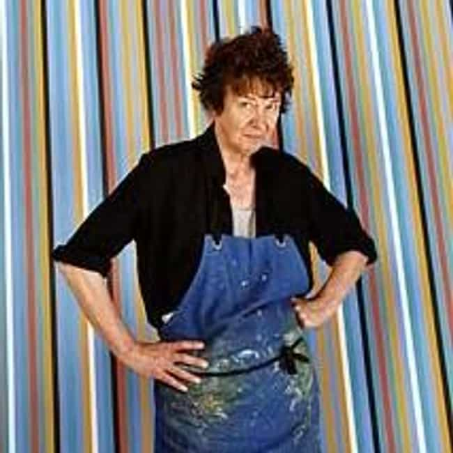 Bridget Riley is listed (or ranked) 2 on the list Famous Op Art Artists