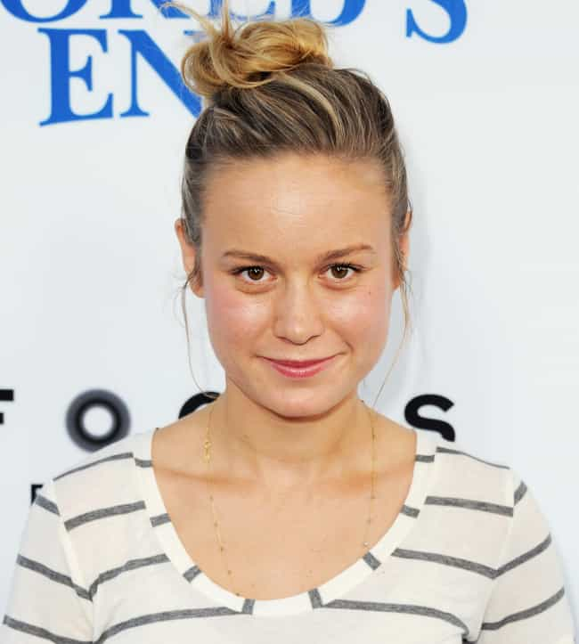 Brie Larson is listed (or ranked) 1 on the list 28 Celebrities Who Are Estranged from Their Parents