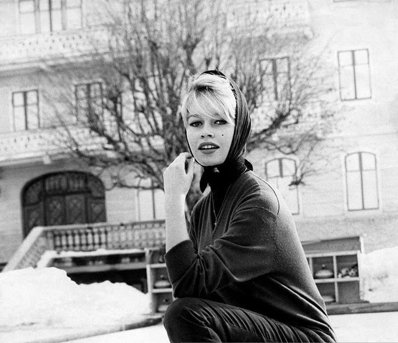 Brigitte Bardot is listed (or ranked) 3 on the list 43 Photos Of Older Celebrity Women In Their Prime