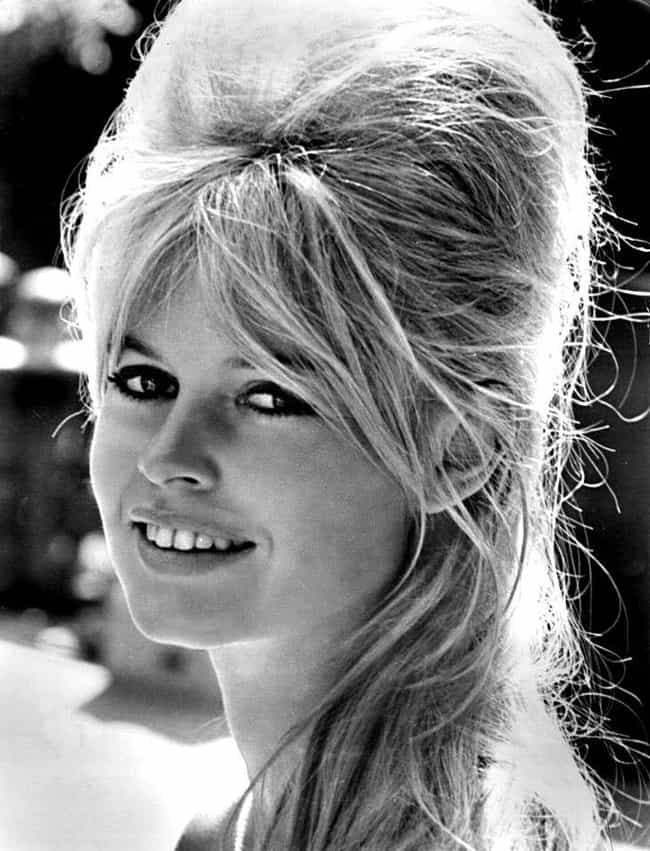 Brigitte Bardot is listed (or ranked) 1 on the list The Hottest Pin-Up Girls from the 1950s