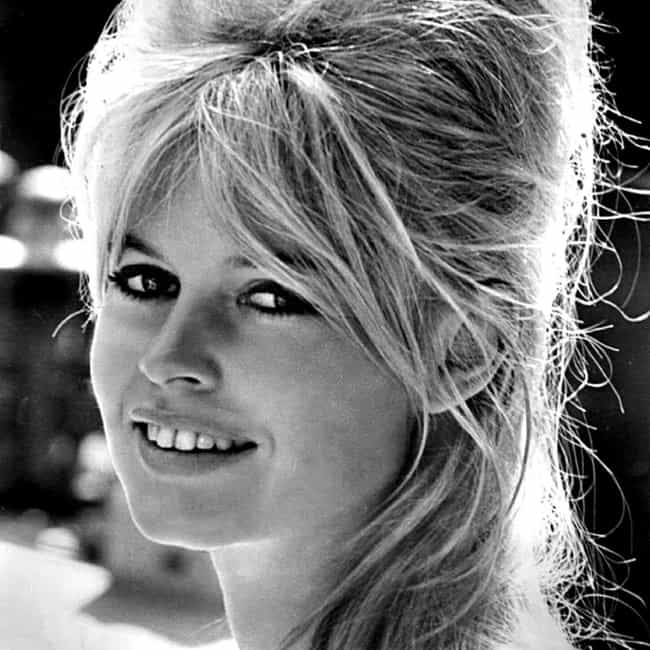 Brigitte Bardot is listed (or ranked) 1 on the list Famous People Born in 1934