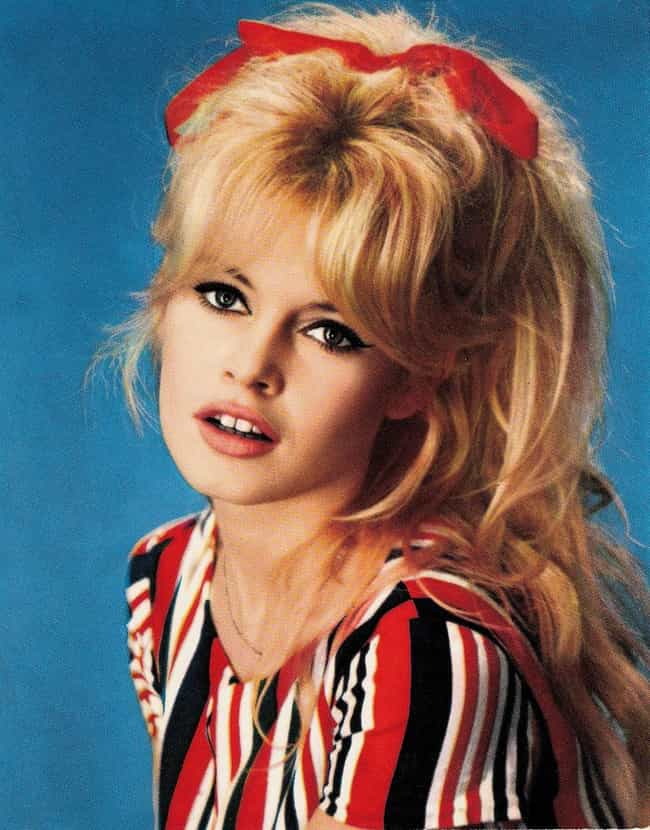 Brigitte Bardot is listed (or ranked) 1 on the list 76 of Your Grandpa's Hottest Childhood Crushes