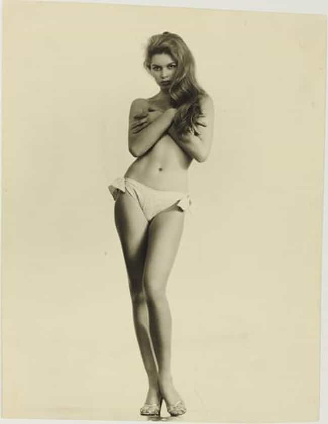 Brigitte Bardot is listed (or ranked) 1 on the list Playboy Pictorials Of The '50s