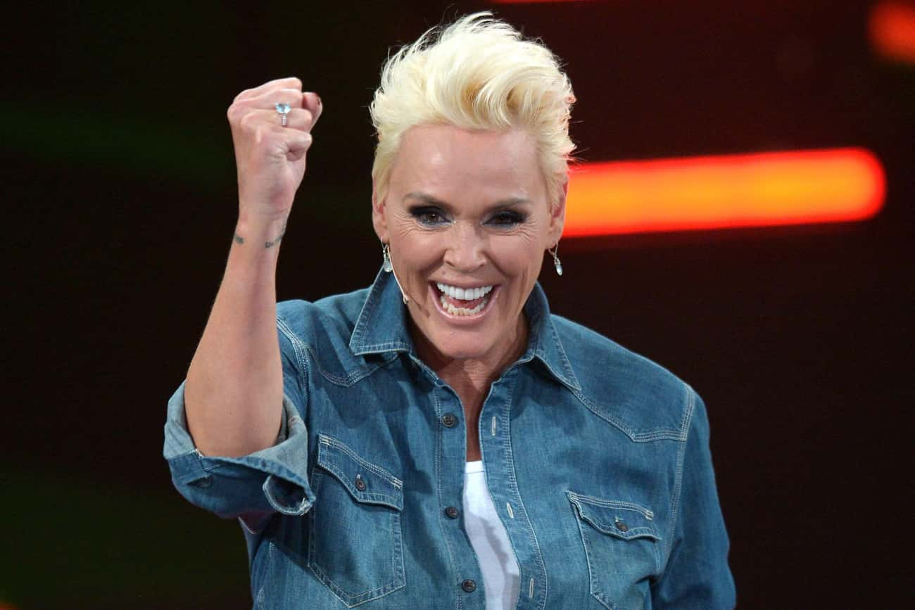 Brigitte Nielsen is listed (or ranked) 4 on the list Famous People Born in 1963