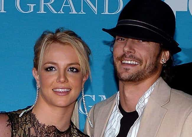 Britney Spears is listed (or ranked) 3 on the list 14 Celebrites Who Married People They Barely Knew