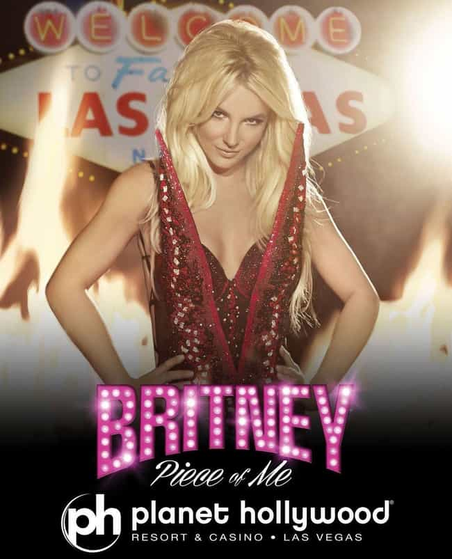 Britney Spears is listed (or ranked) 3 on the list The Best Las Vegas Residencies Of The 21st Century
