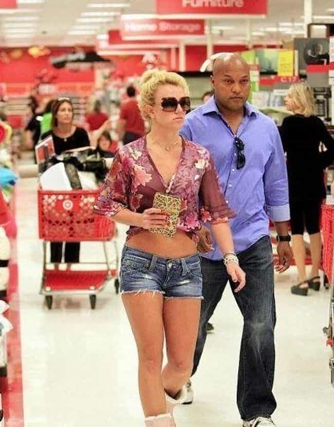 Britney Spears is listed (or ranked) 1 on the list 20 Celebrities Who Shop At Target
