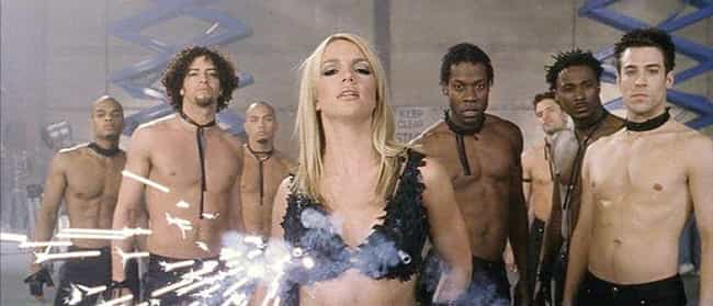Britney Spears is listed (or ranked) 4 on the list The Best Pop Star Movie Cameos