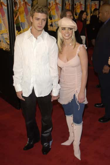 Britney Spears Said She Was 'Shocked Sh*tless' About Justin Timberlake's 'Cry Me A River'