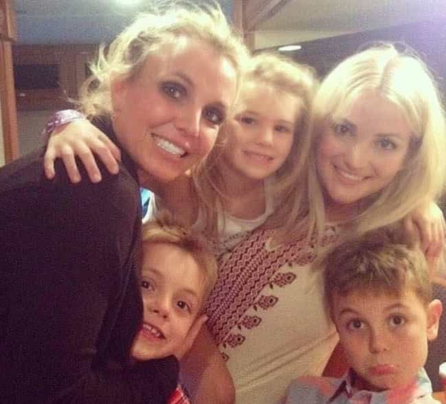 Britney Spears is listed (or ranked) 1 on the list Celebrities Who Can Relate To Your Middle Child Syndrome
