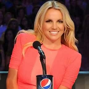 Britney Spears is listed (or ranked) 21 on the list The Worst Reality Show Judges of All Time