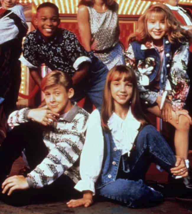 Britney Spears is listed (or ranked) 2 on the list 34 Celebrities Who Started Out on Kids Shows