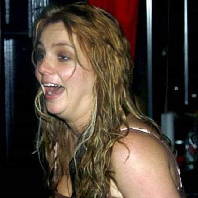 Britney Spears is listed (or ranked) 2 on the list The 40 Ugliest Photos of (Usually Hot) Famous Chicks
