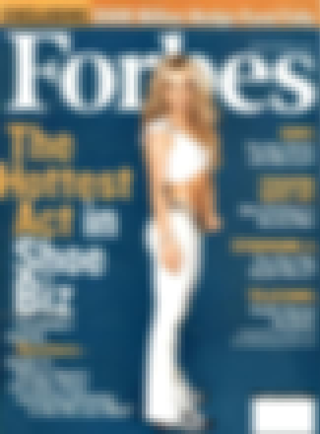 Britney Spears is listed (or ranked) 1 on the list The Best Forbes Covers