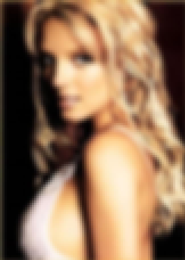 Britney Spears is listed (or ranked) 1 on the list Hottest Women
