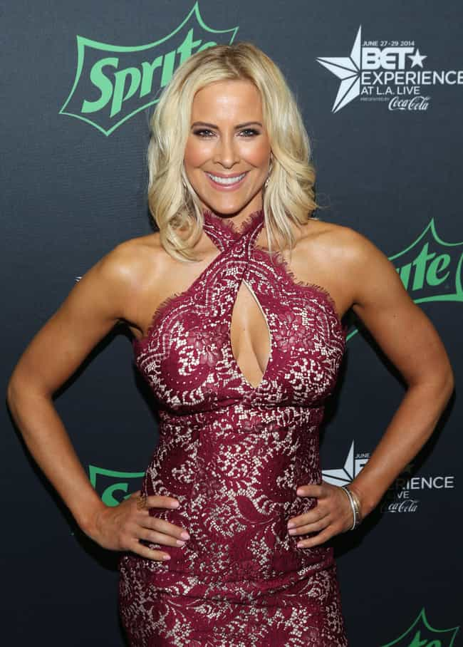 Brittany Daniel is listed (or ranked) 1 on the list Celeb Women Who Can Totally Pull Off Short Hair