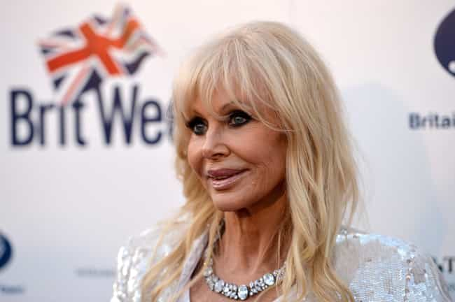 Britt Ekland is listed (or ranked) 4 on the list Women Who Warren Beatty Has Dated