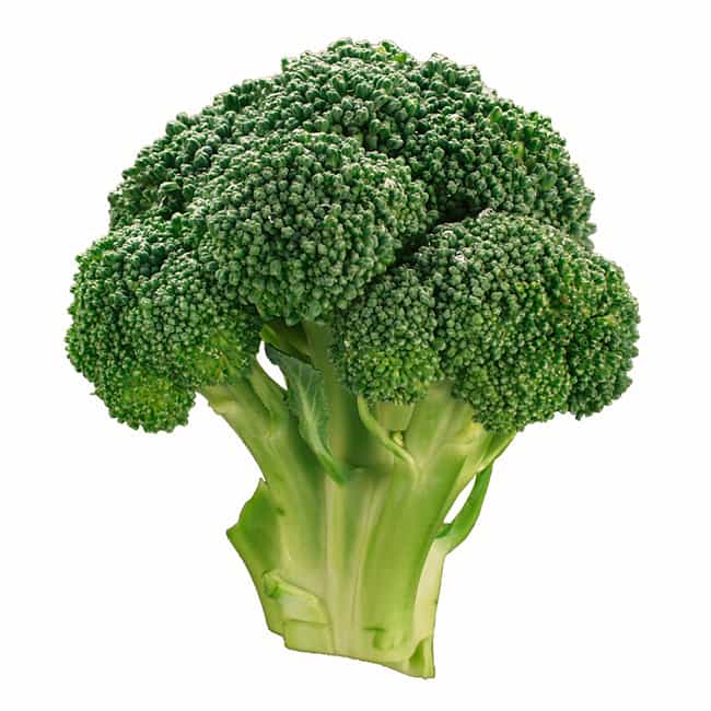 Broccoli is listed (or ranked) 2 on the list Vegetables That Are Technically Flowers
