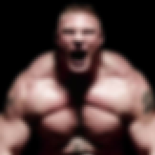 Brock Lesnar is listed (or ranked) 2 on the list Actors Fit For The Job of Venom
