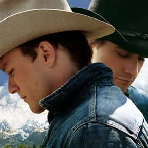 Brokeback Mountain is listed (or ranked) 16 on the list The Saddest Romance Movies That Will Make You Cry