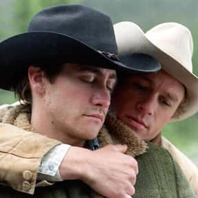 Brokeback Mountain is listed (or ranked) 14 on the list The Best Steamy Romance Movies, Ranked