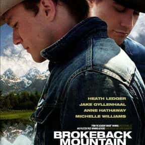 Brokeback Mountain is listed (or ranked) 17 on the list The Very Best Anne Hathaway Movies