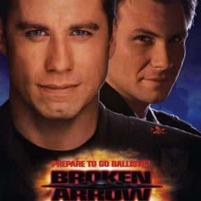 Broken Arrow is listed (or ranked) 11 on the list The Best John Travolta Movies