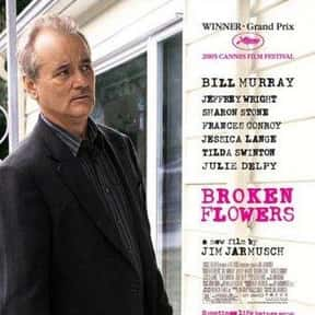 Broken Flowers is listed (or ranked) 8 on the list The Best Movies For Single Guys