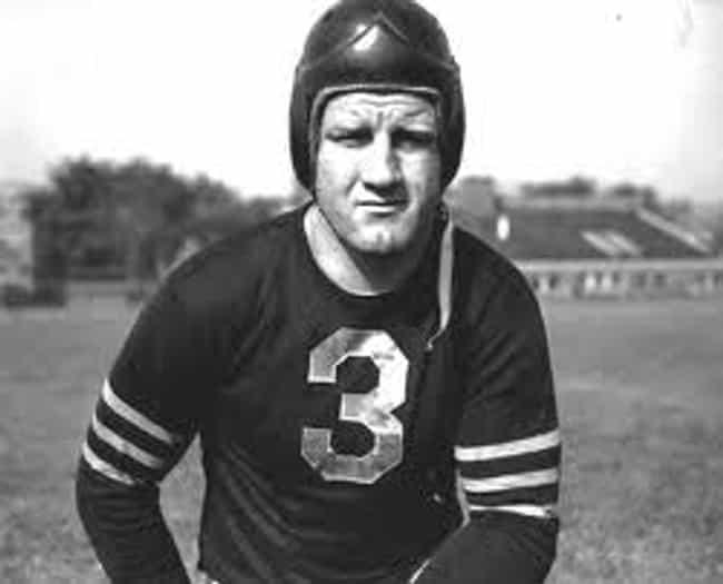 Bronko Nagurski is listed (or ranked) 3 on the list Sports- Greatest NFL Fullbacks of All Time