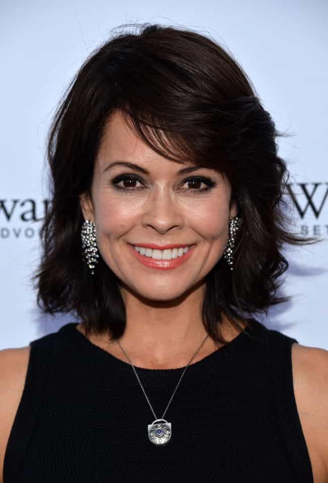 Brooke Burke Charvet is listed (or ranked) 2 on the list Famous People Born in 1971