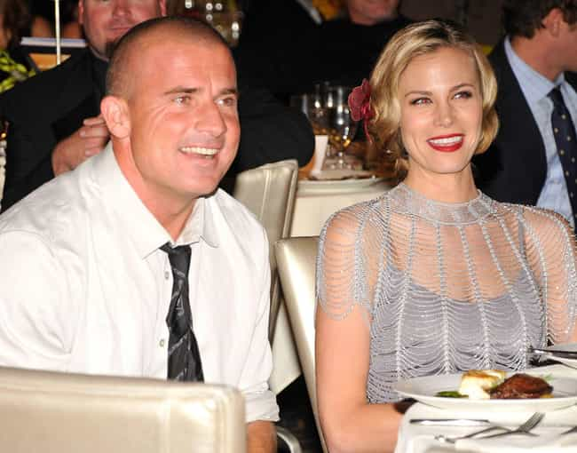 Brooke Burns is listed (or ranked) 2 on the list Dominic Purcell Loves and Hookups