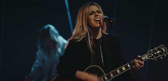 Brooke Fraser is listed (or ranked) 2 on the list Every Member Of Hillsong United, Ranked