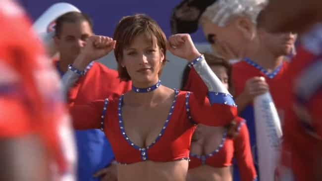 Brooke Langton is listed (or ranked) 2 on the list The Hottest Actresses Who Have Played Cheerleaders