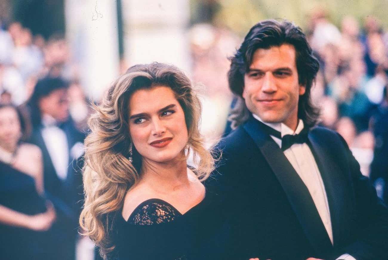 Brooke Shields is listed (or ranked) 2 on the list 13 Celebrities Who Are Heirs