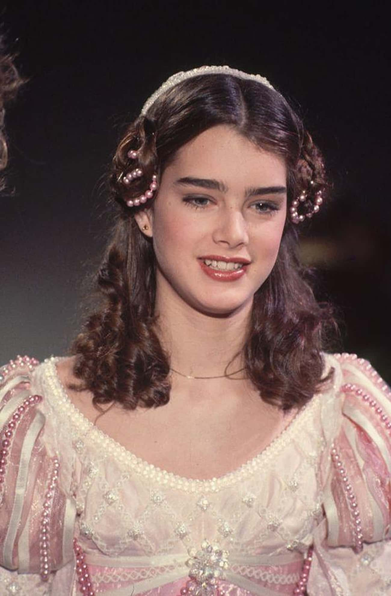 Brooke Shields is listed (or ranked) 3 on the list Celebrities Who Were Rich Before They Were Famous