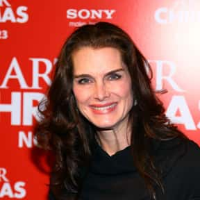 Brooke Shields is listed (or ranked) 13 on the list Famous People From New York City