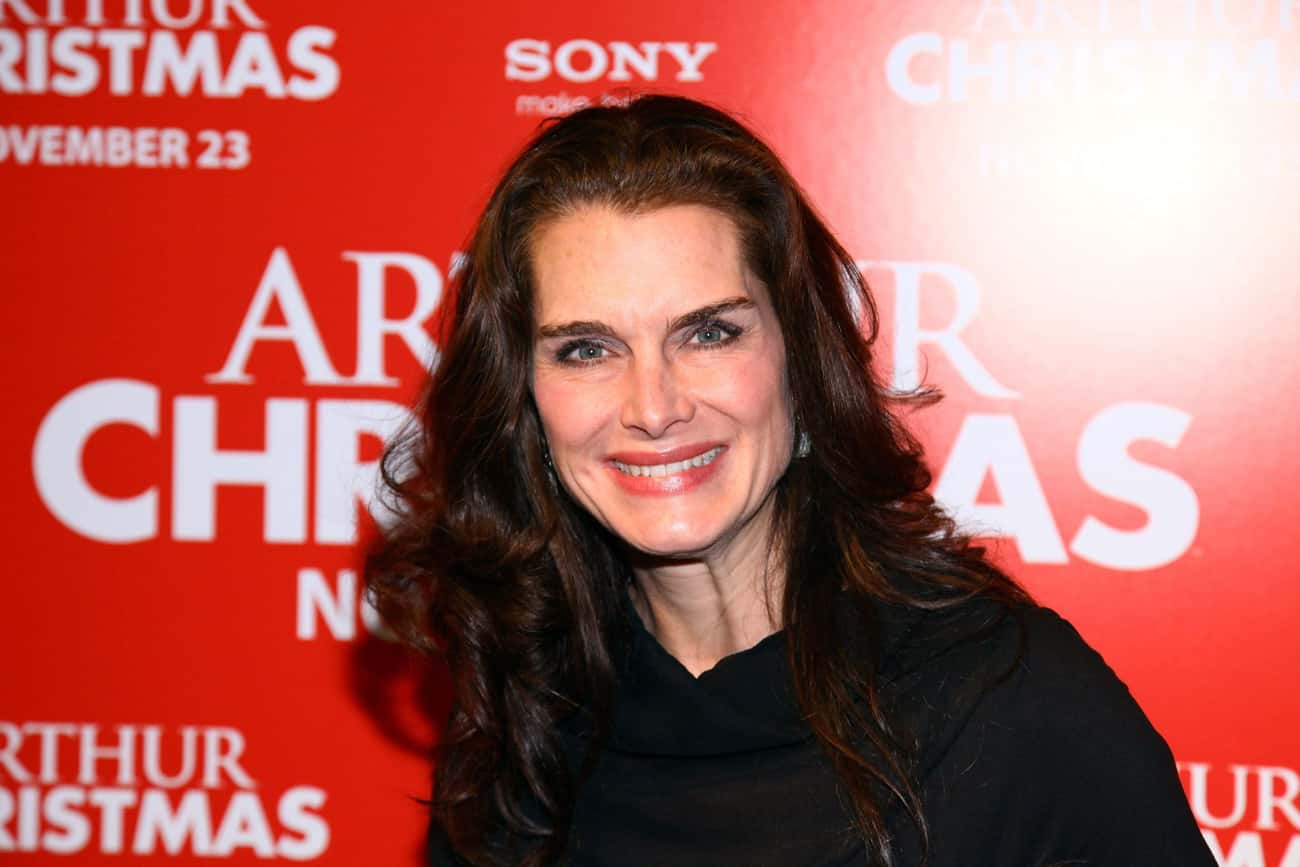 Brooke Shields is listed (or ranked) 1 on the list Famous People Born in 1965