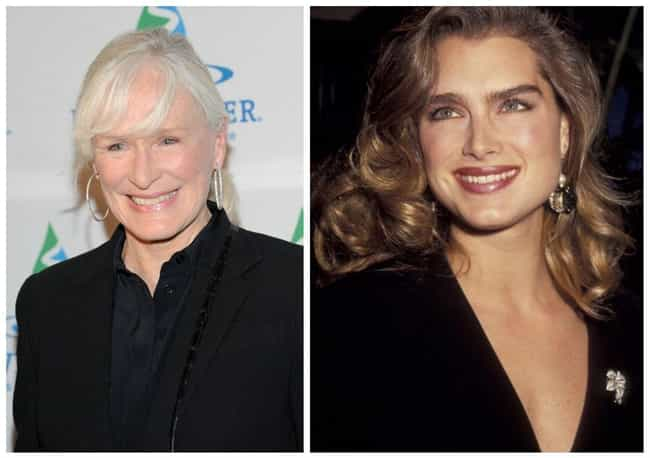 Brooke Shields is listed (or ranked) 1 on the list 19 Sets of Famous Cousins