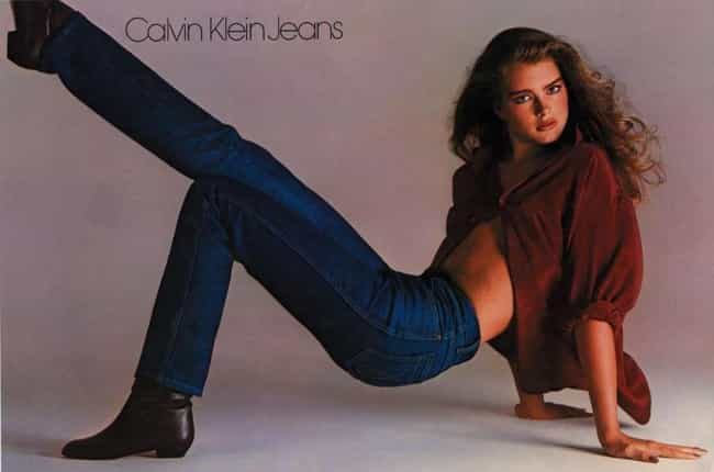 Brooke Shields is listed (or ranked) 4 on the list The Sexiest Calvin Klein Ads of All Time